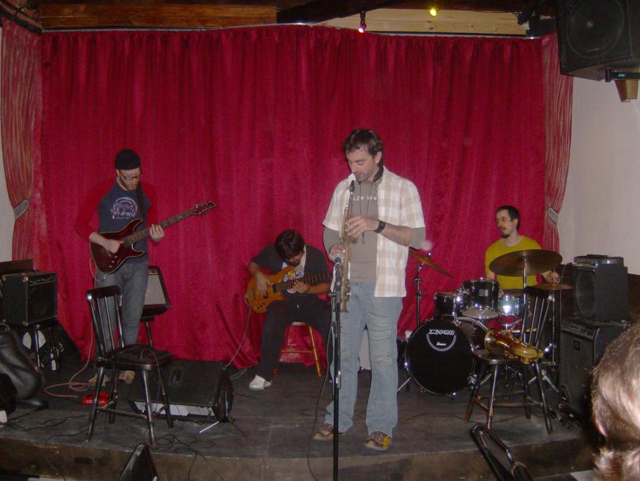 Free Jazz Quartet - Sao Paulo SP